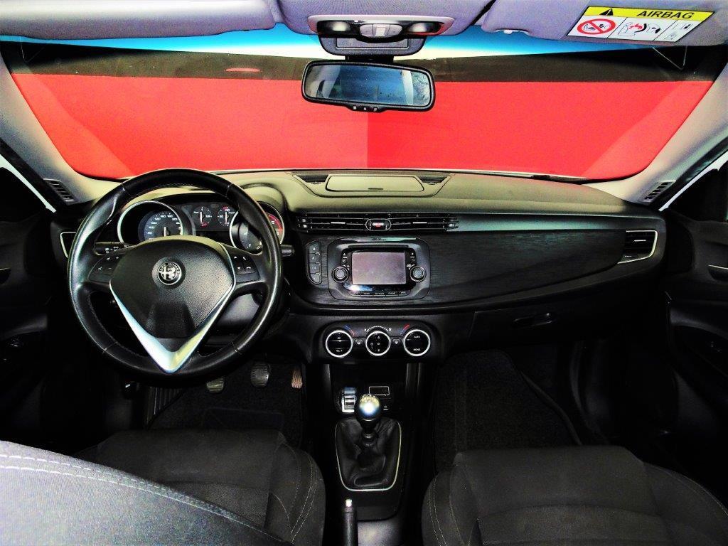 Giulietta 1.6 JTDM 120CV Super 12