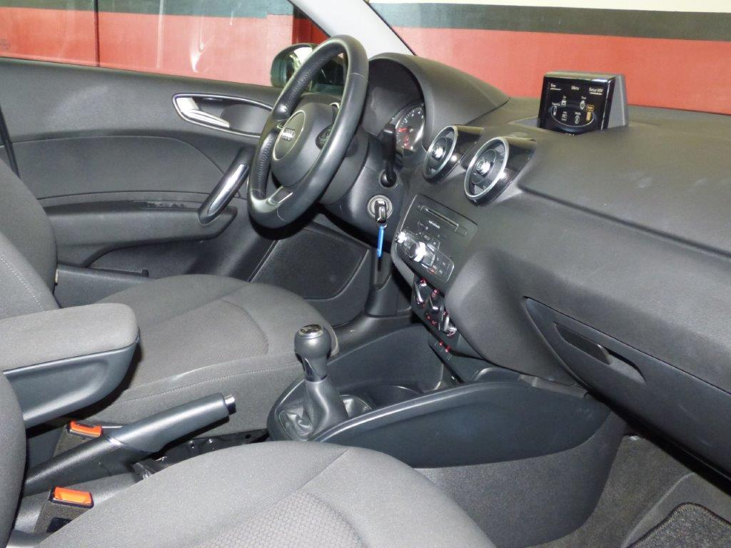 A1 Sportback 1.0 TFSI 95CV Adrenalin ultra S-line 12
