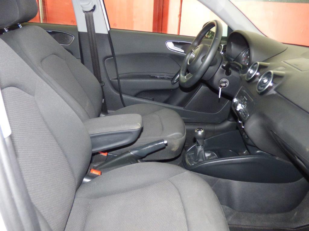 A1 Sportback 1.0 TFSI 95CV Adrenalin ultra S-line 7