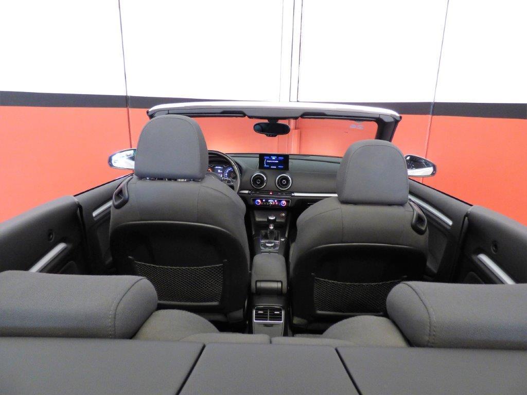 A3 Cabrio 1.6 TDI 110CV Ambition 5