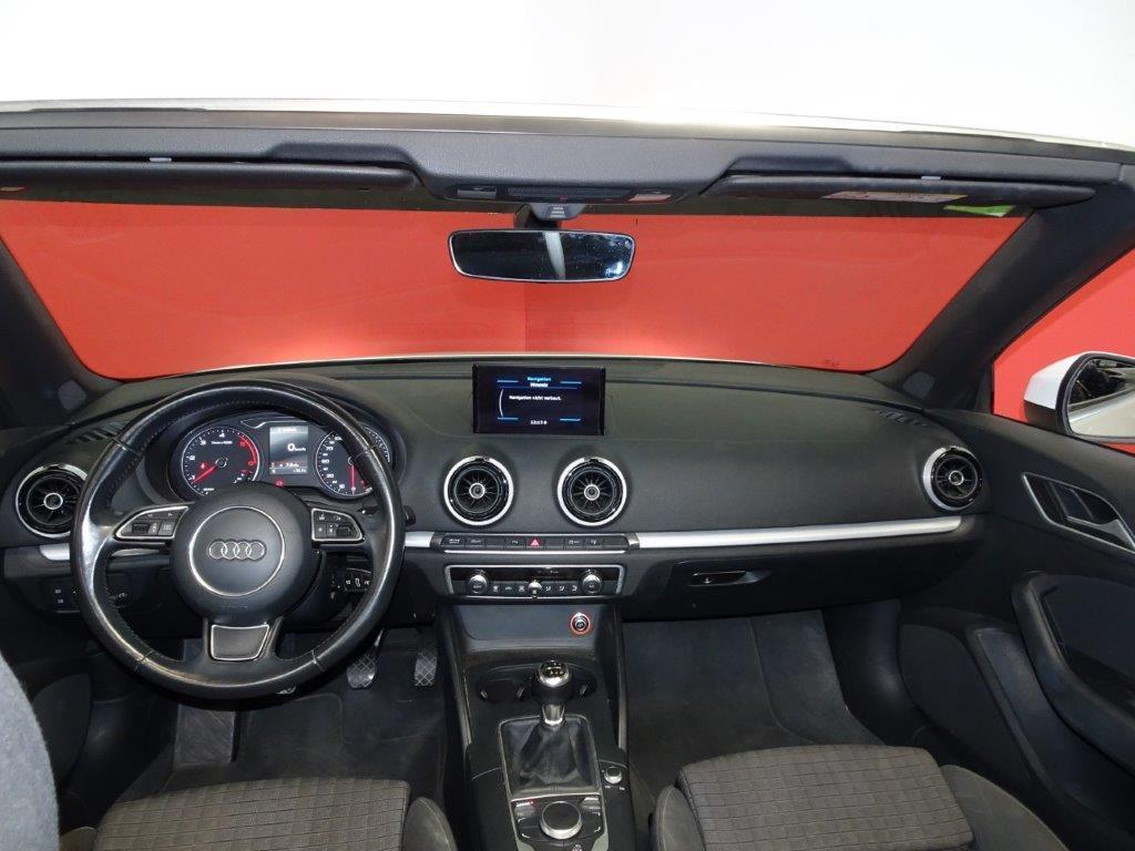 A3 Cabrio 1.6 TDI 110CV Ambition 14