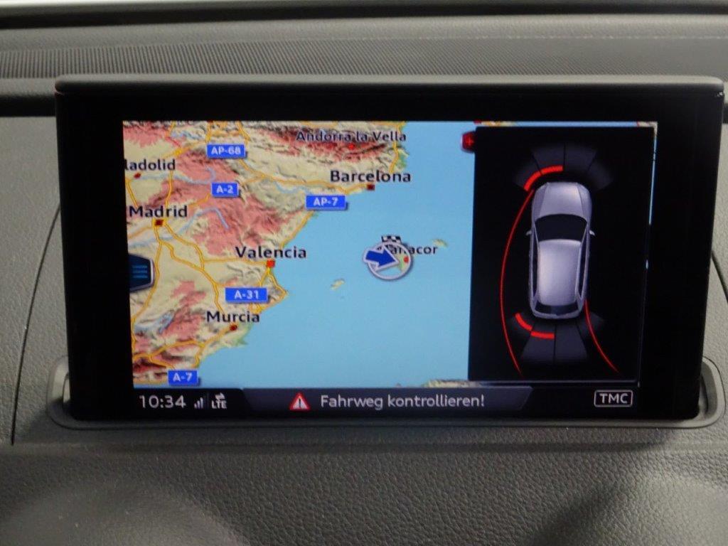 A3 Sportback 1.5 TFSI 150CV Design Edition Stronic 10