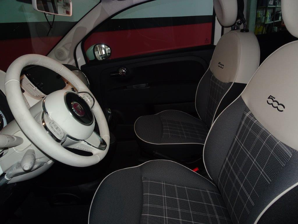 500 1.2 69CV Lounge auto 14
