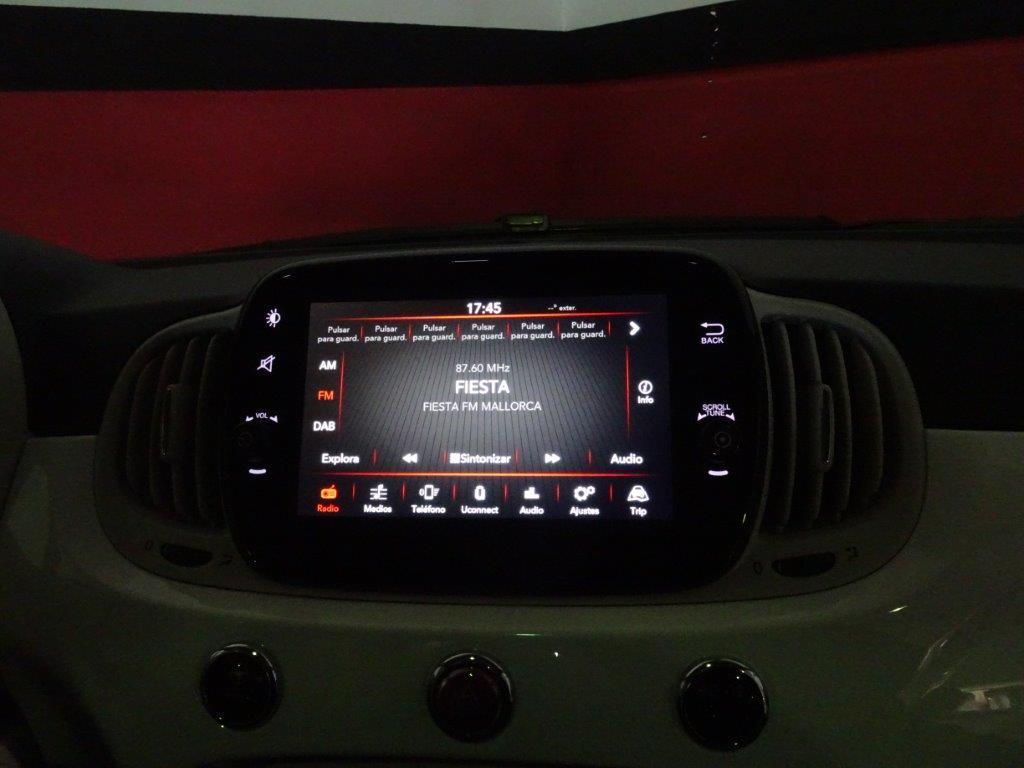 500 1.2 69CV Lounge auto 11