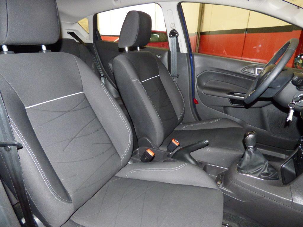 Fiesta 1.2 82CV Trend 5P 11
