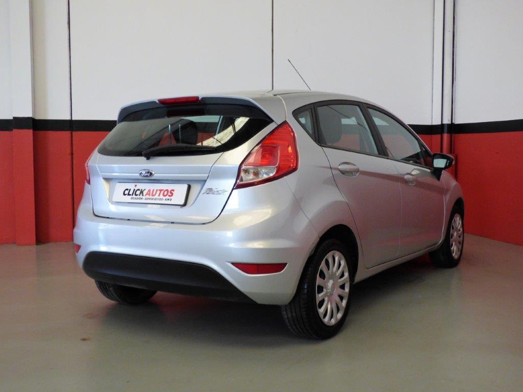 Fiesta 1.2 82CV Trend 5P 1