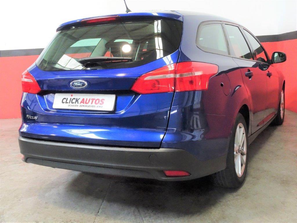 Focus Sportbreak 1.0 Ecoboost 125CV Trend+ 4