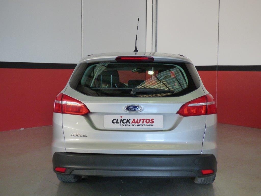 Focus Sportbreak 1.5 TDCI 120CV Trend+ 1