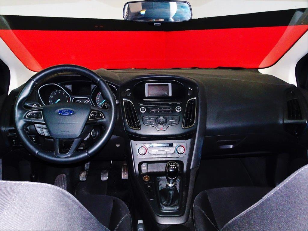 Focus Sportbreak 1.0 Ecoboost 125CV Trend+ 9
