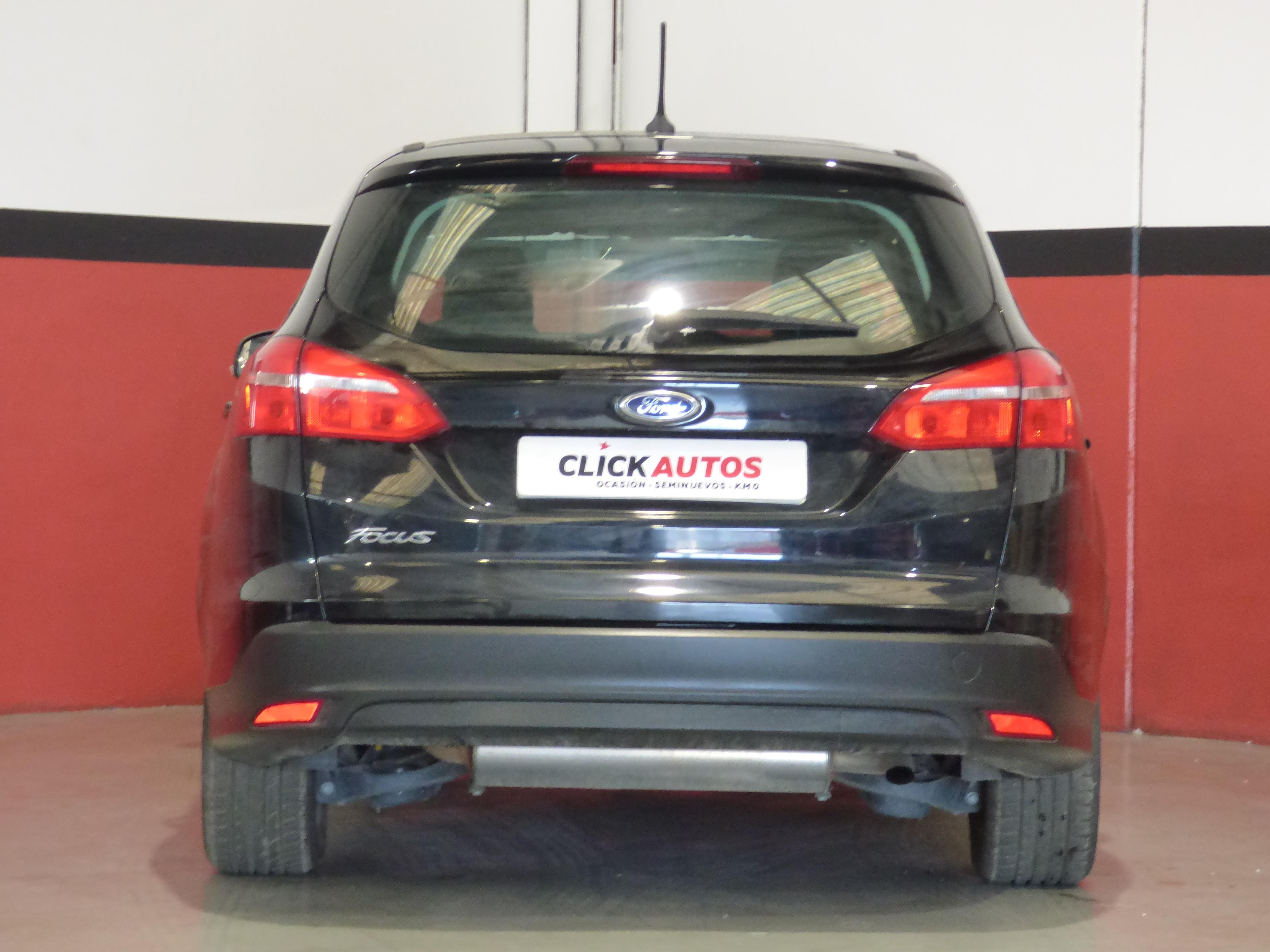 Focus Sportbreak 1.6 TIVCT 125CV Trend+ automatico 5