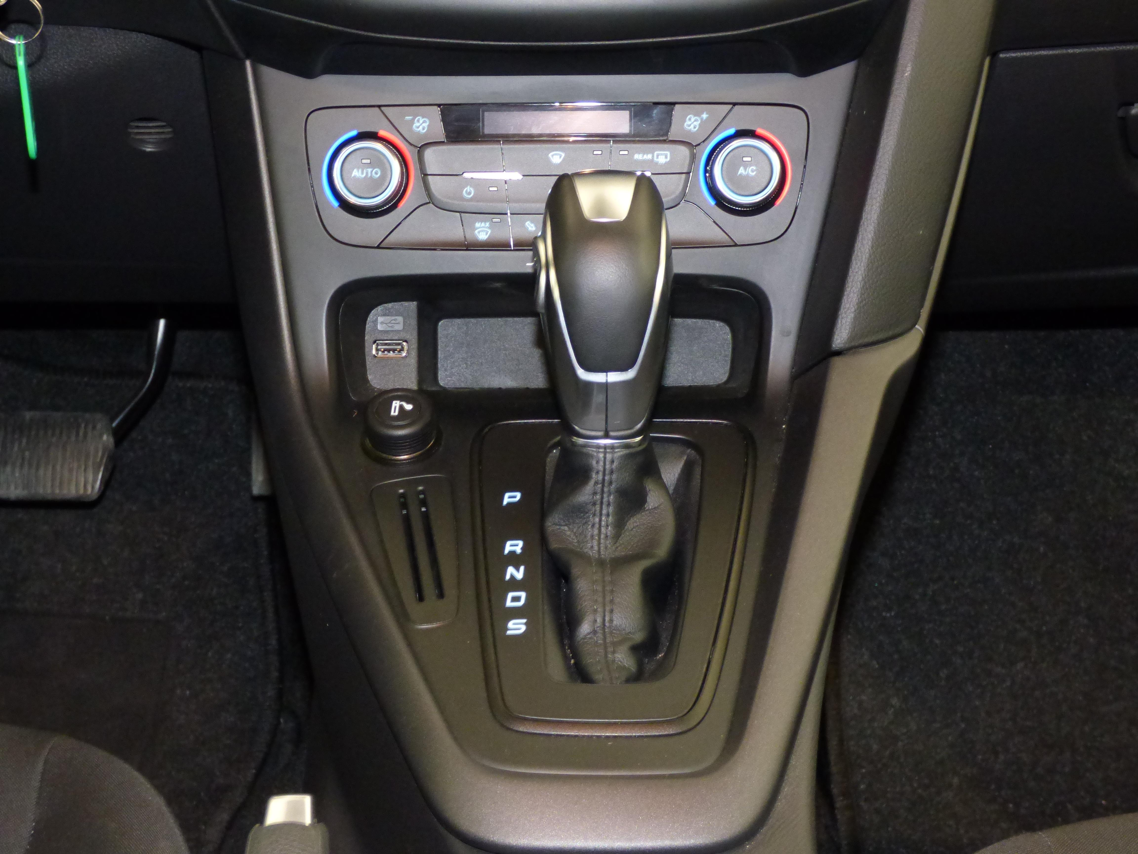 Focus Sportbreak 1.6 TIVCT 125CV Trend+ automatico 12