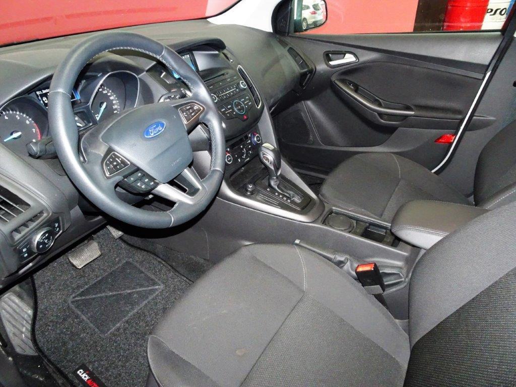 Focus Sportbreak 1.6 TIVCT 125CV Trend+ automatico 11