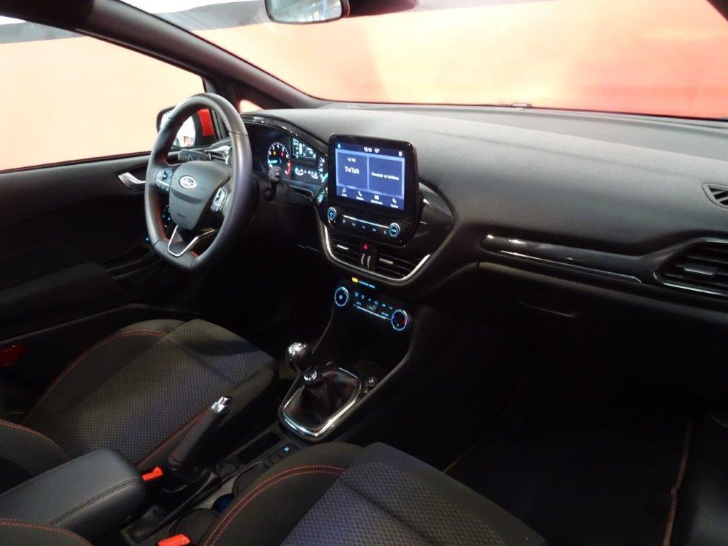 Fiesta 1.0 Ecoboost 125CV STLine Bitono pack 6