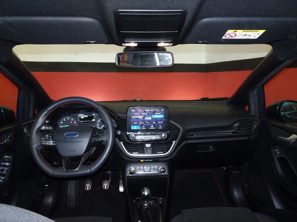 Fiesta 1.0 Ecoboost 140CV STLine 5