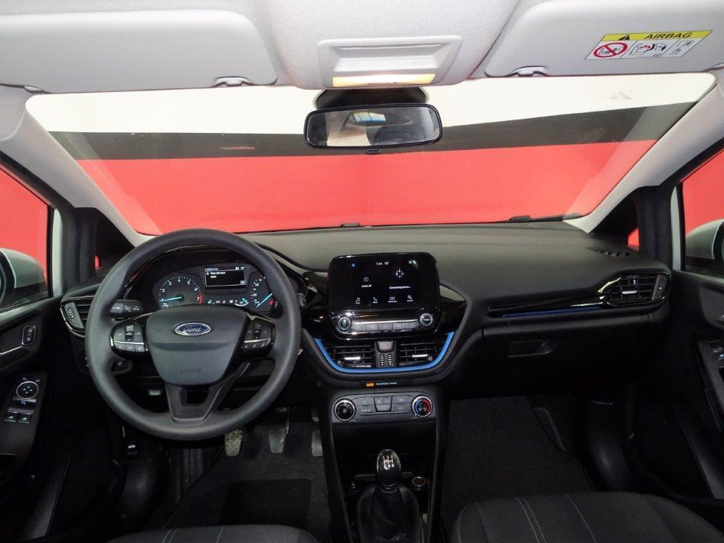Fiesta 1.1 TIVCT 85CV Trend+ 9