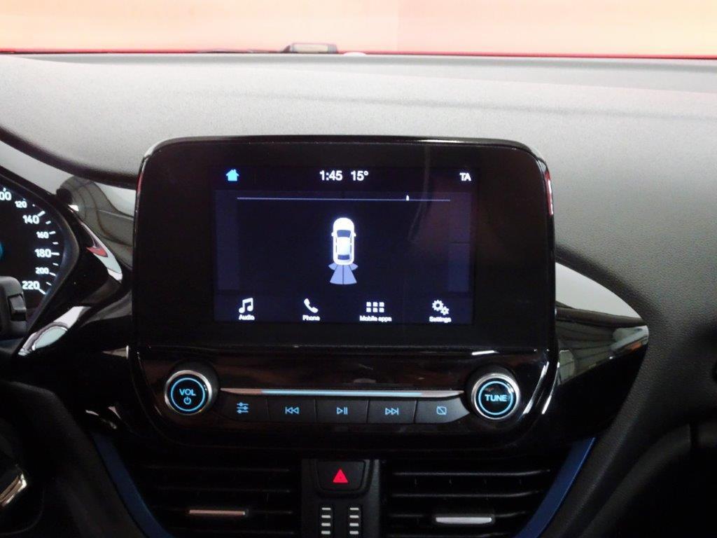 Fiesta 1.1 TIVCT 85CV Trend+ 12