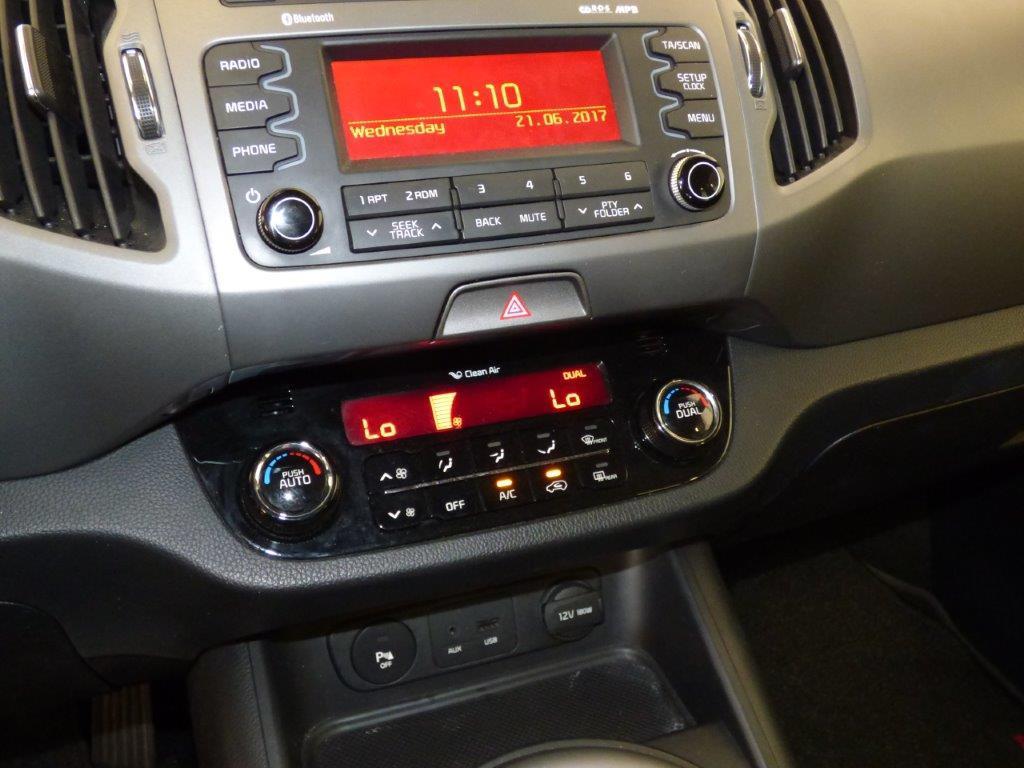 Sportage 1.7 CRDI 115CV Drive 4