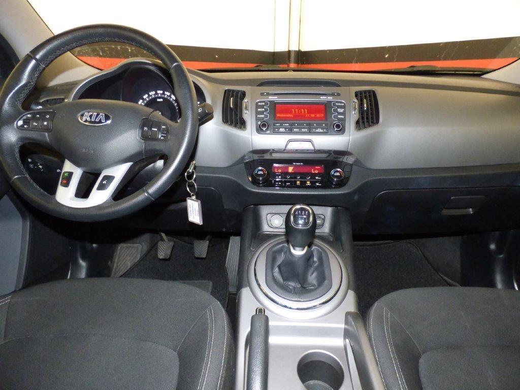 Sportage 1.7 CRDI 115CV Drive 7
