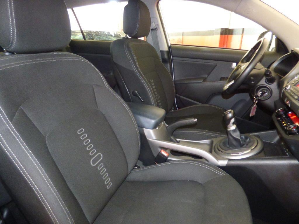Sportage 1.7 CRDI 115CV Drive 10