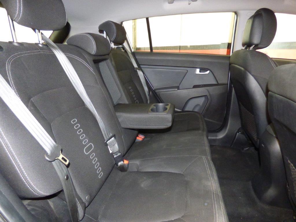 Sportage 1.7 CRDI 115CV Drive 11