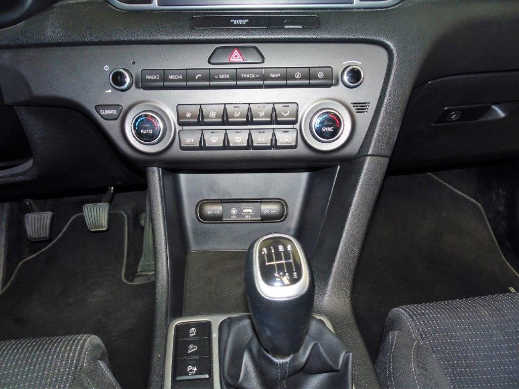 Sportage 1.7 CRDI 115CV X-Tech Pack Total 20