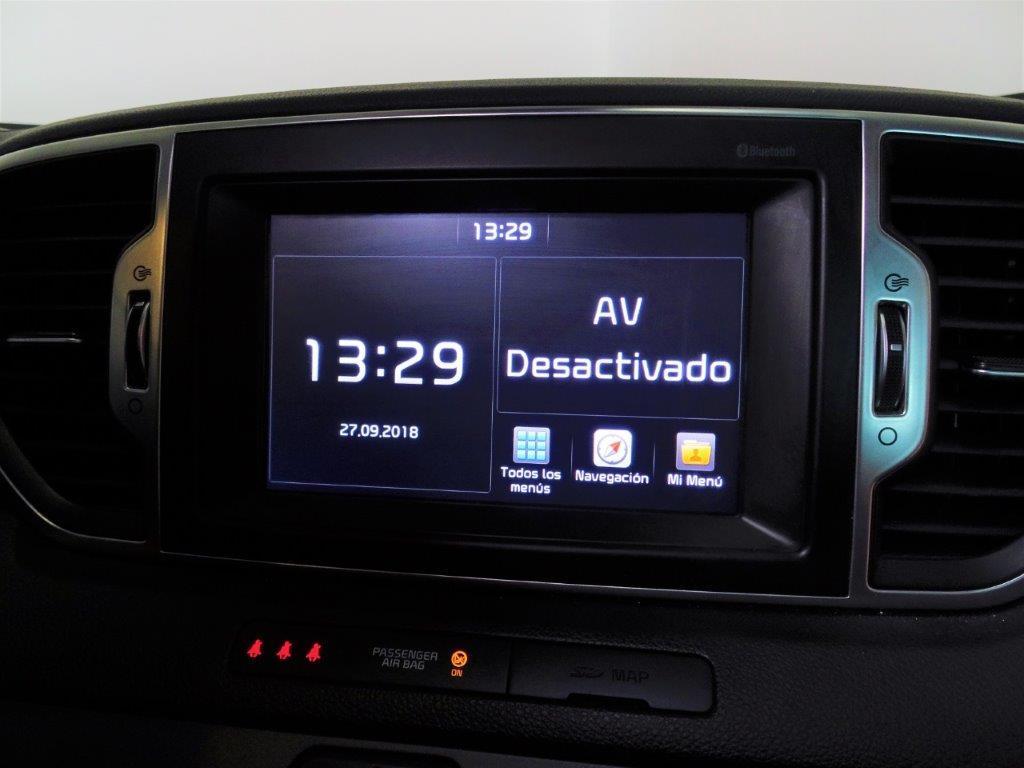 Sportage 1.7 CRDI 115CV X-Tech Pack Total 21