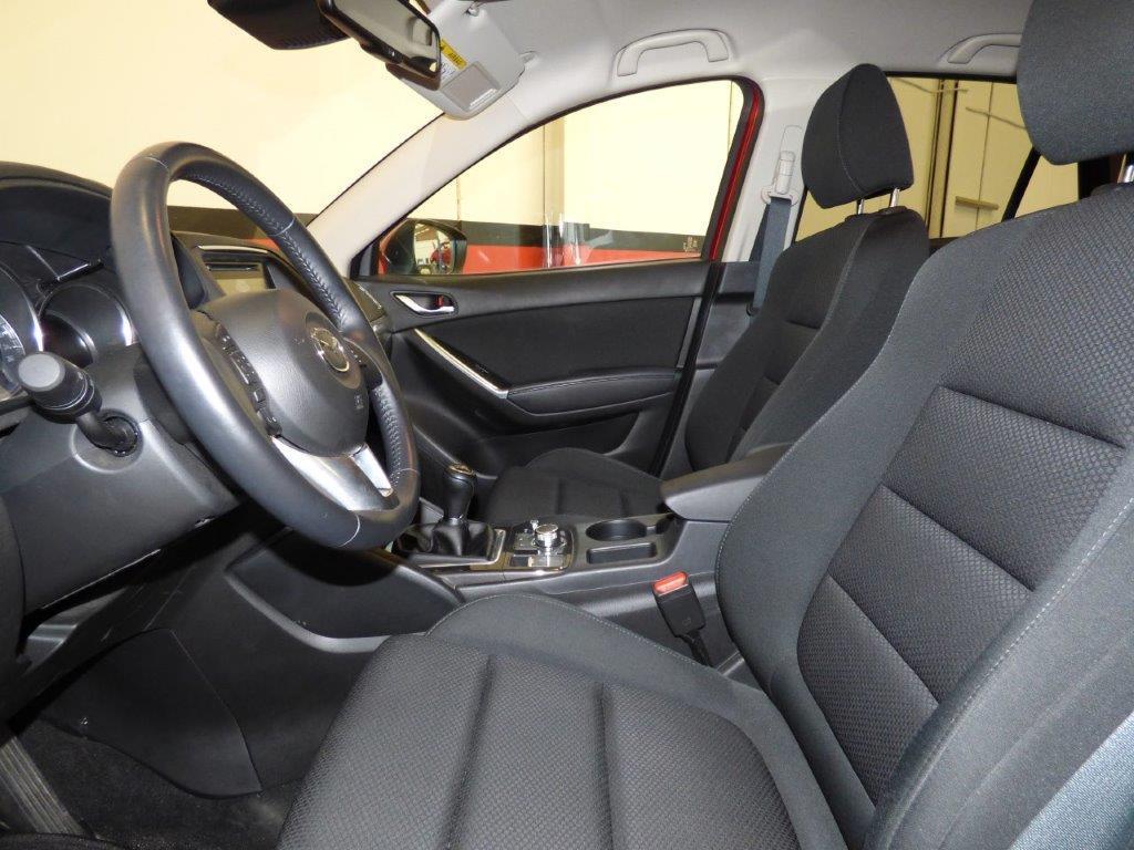 CX-5 2.2 D 150CV Style + Navi 2WD 9