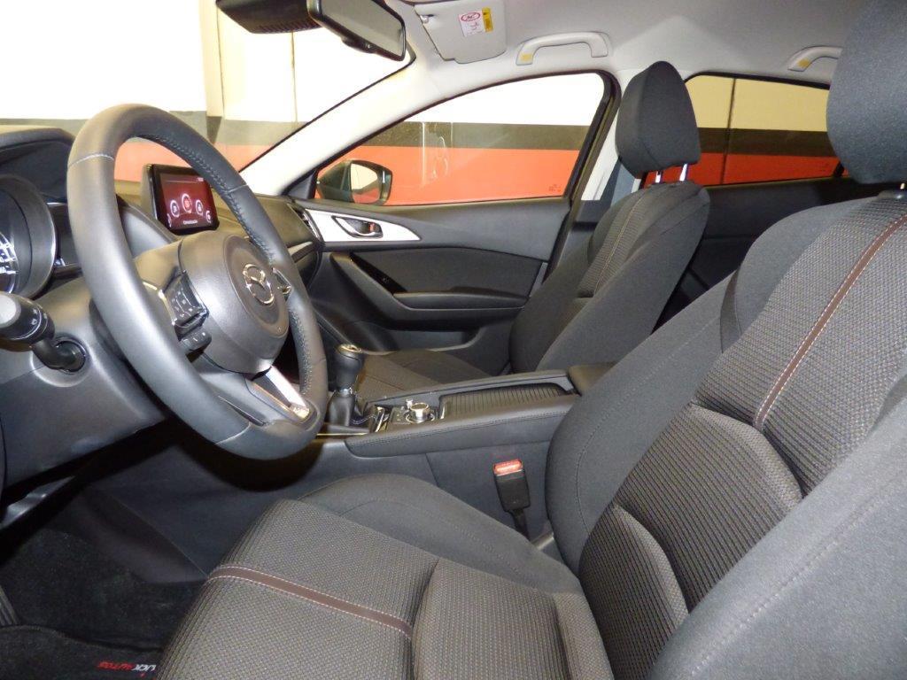 Mazda 3 2.0 Skyactiv 120CV Style Confort + Navi 12
