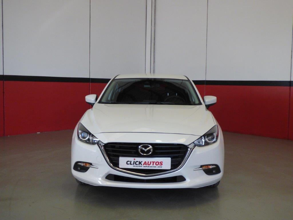 Mazda 3 2.0 Skyactiv 120CV Style Confort + Navi 16