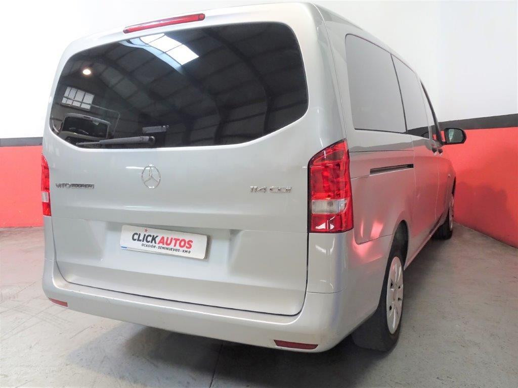 Vito 114 CDI Tourer Pro Larga Automatica 4