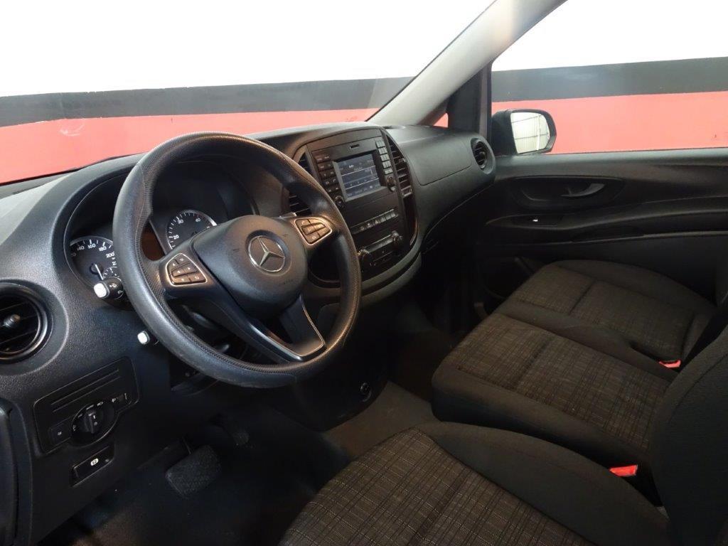 Vito 114 CDI Tourer Pro Larga Automatica 11