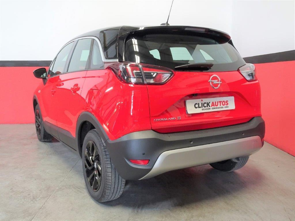Crossland X 1.2 130CV Innovation 7