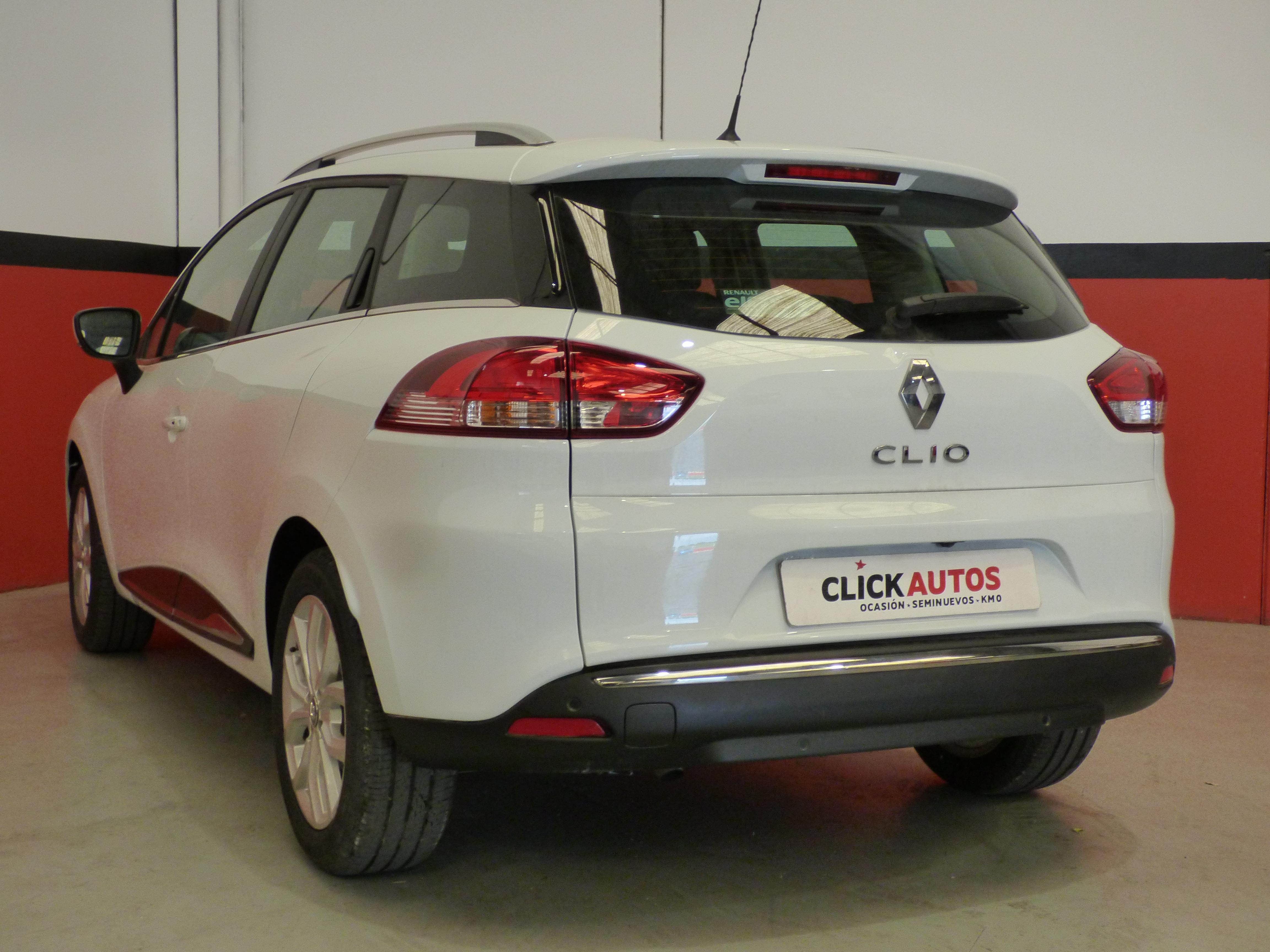 Clio Sport Tourer 0.9 TCE 90CV Zen Energy 6
