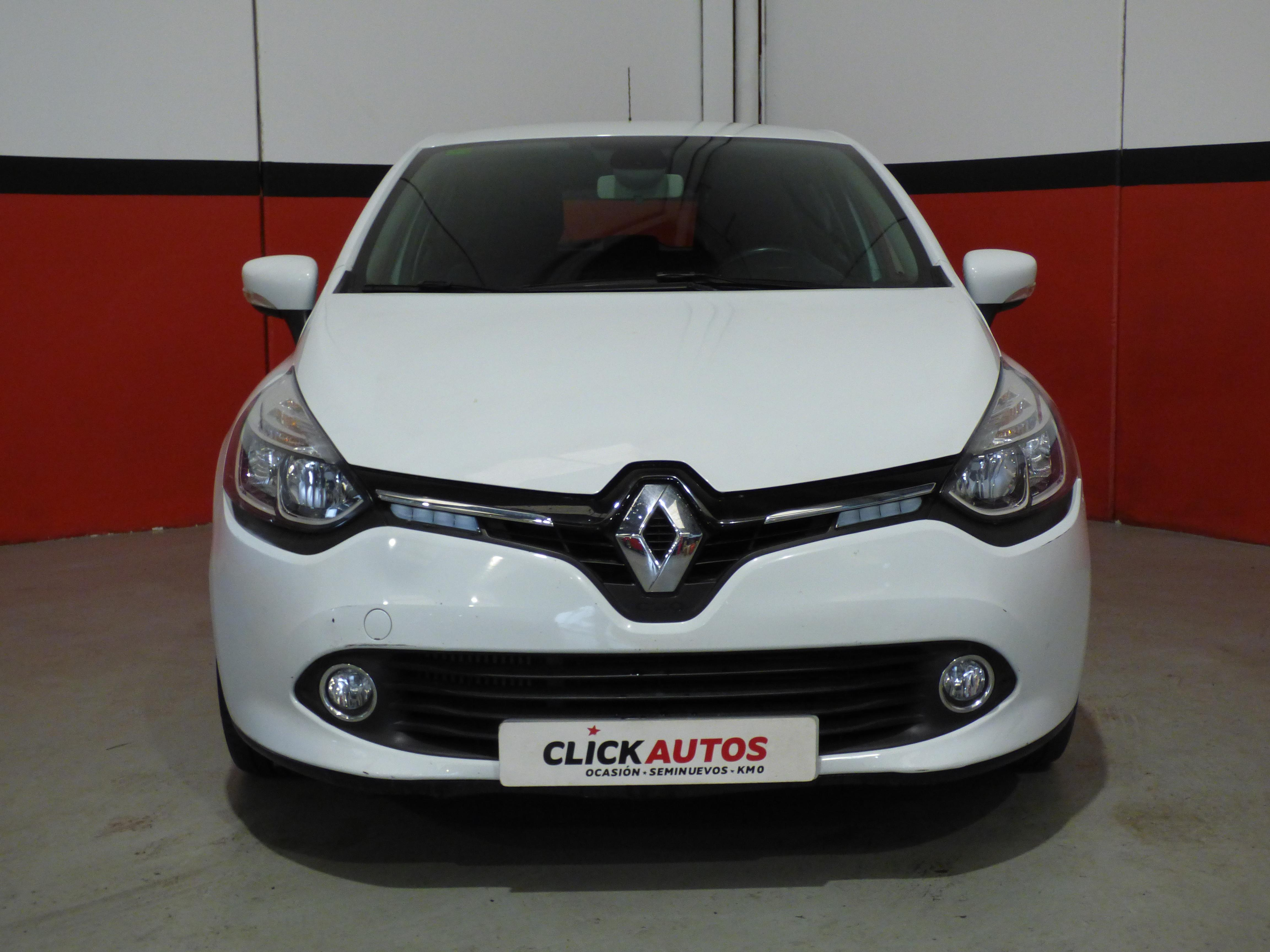 Clio 1.5 DCI 90CV Dynamique Energy 13