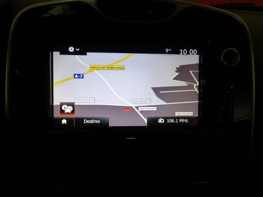 Clio 1.5 DCI 90CV Dynamique GT Sport 11