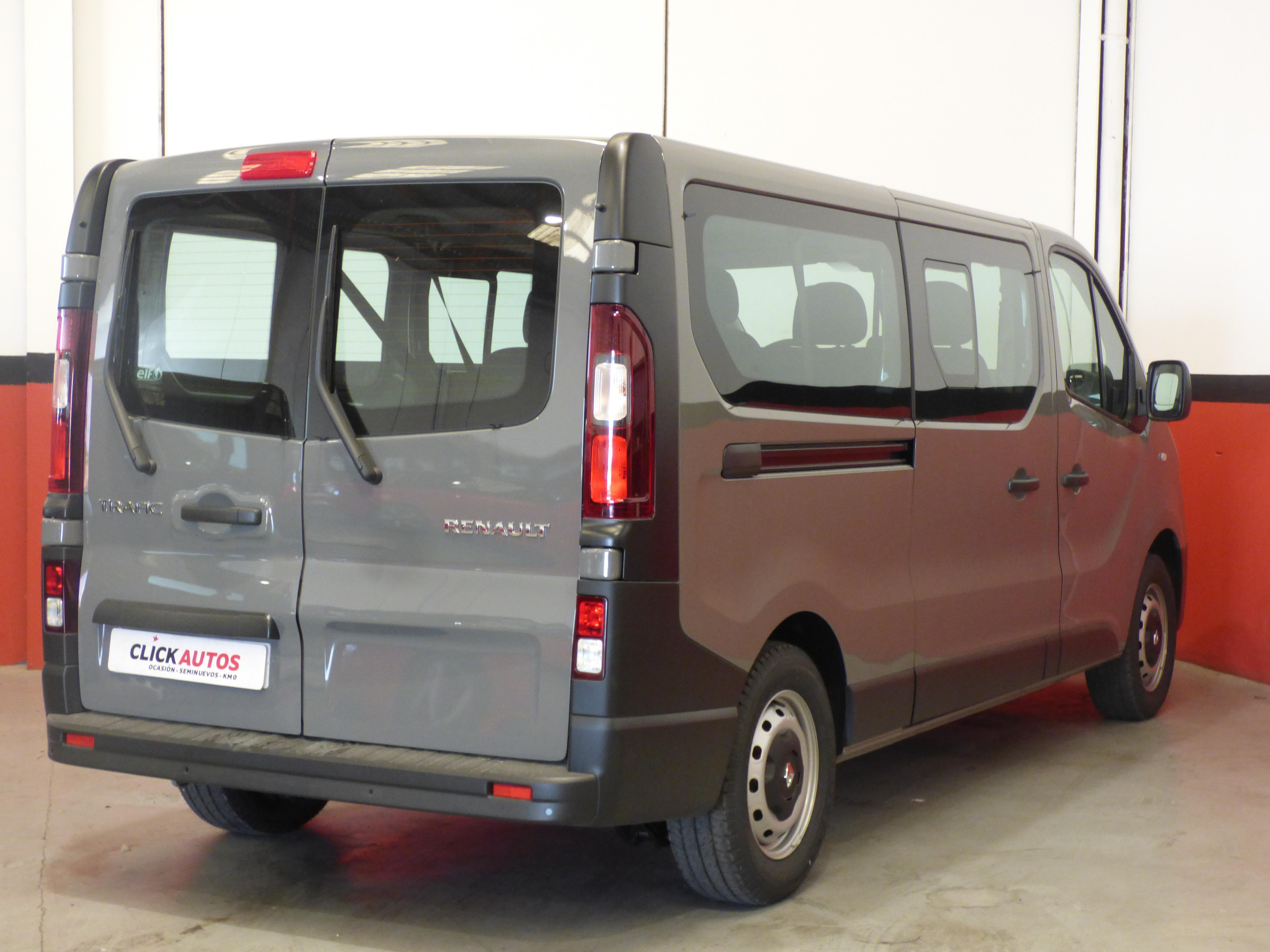 Traffic 1.6 DCI 120CV Combi 9 Energy Largo 2