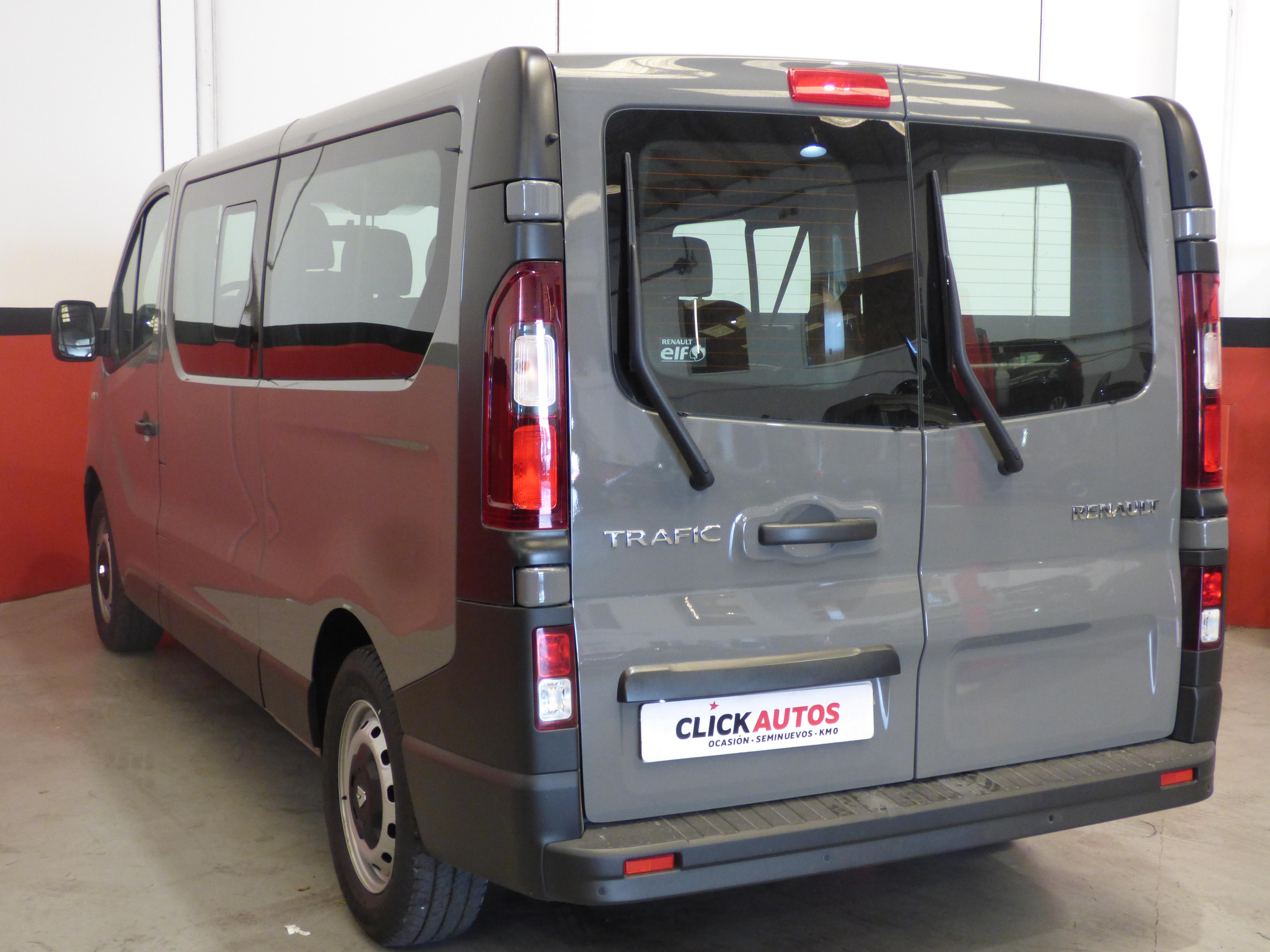 Traffic 1.6 DCI 120CV Combi 9 Energy Largo 3
