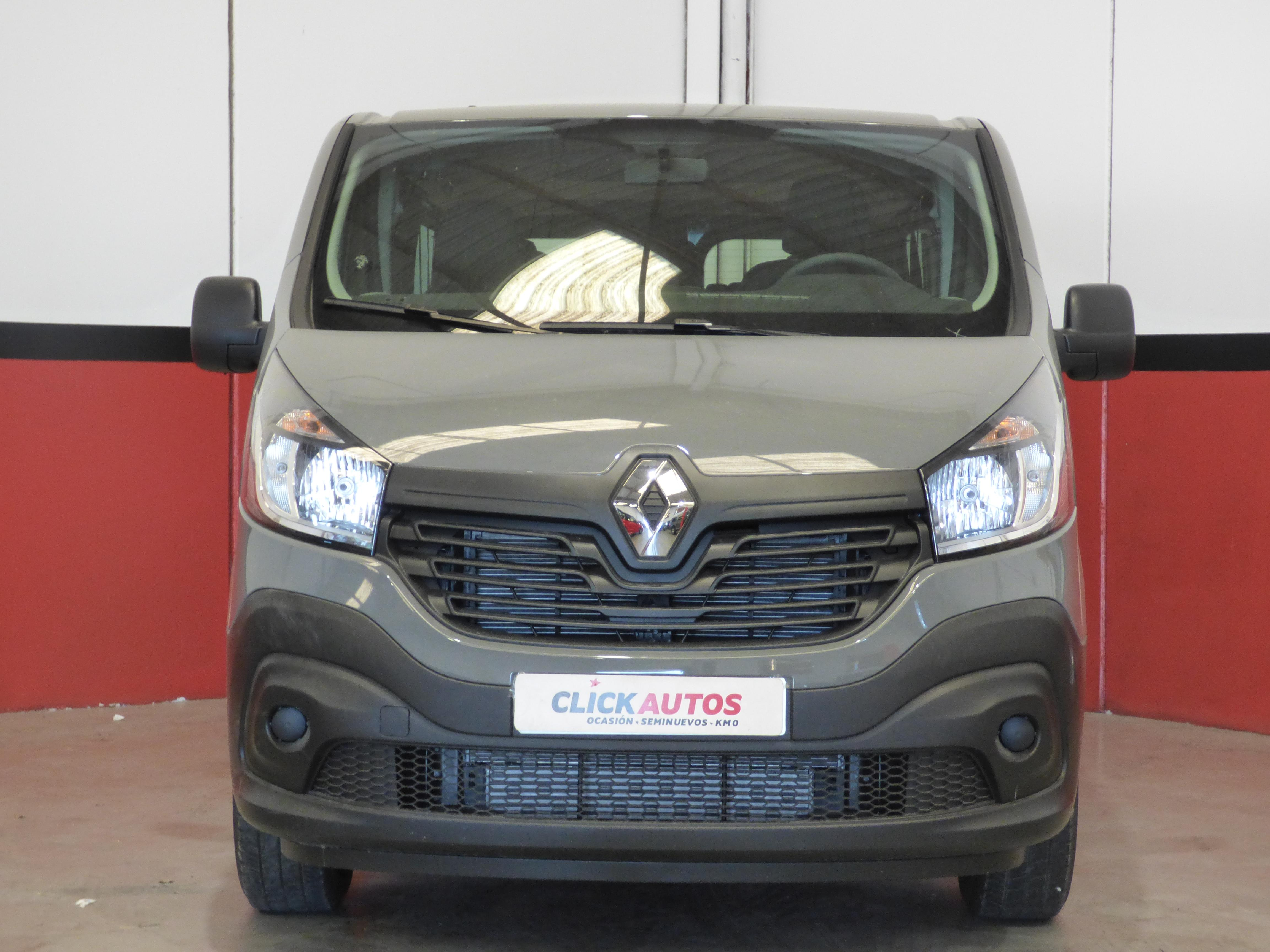 Traffic 1.6 DCI 120CV Combi 9 Energy Largo 1