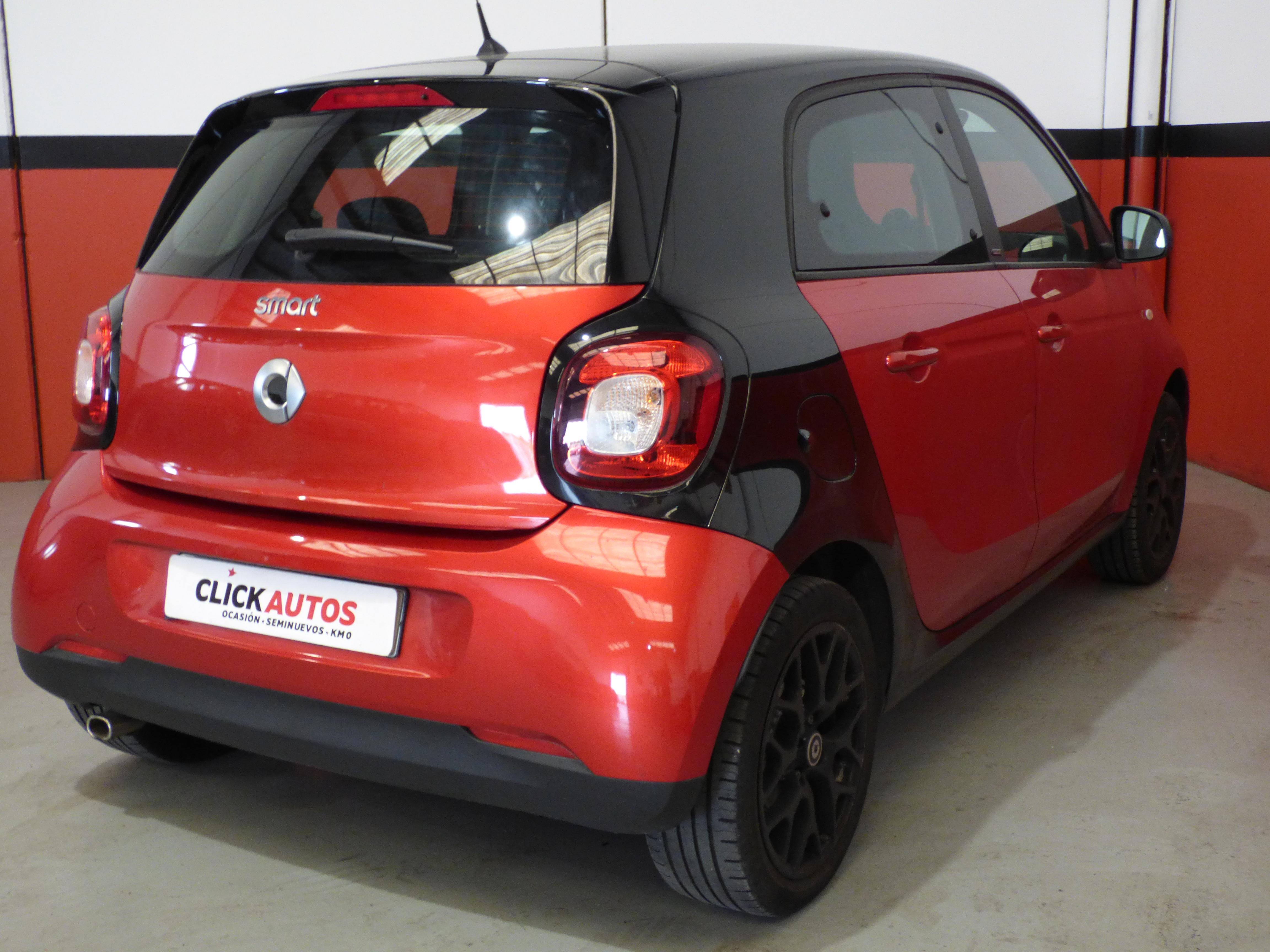 Forfour 0.9 Turbo 90CV Automatico Passion 3