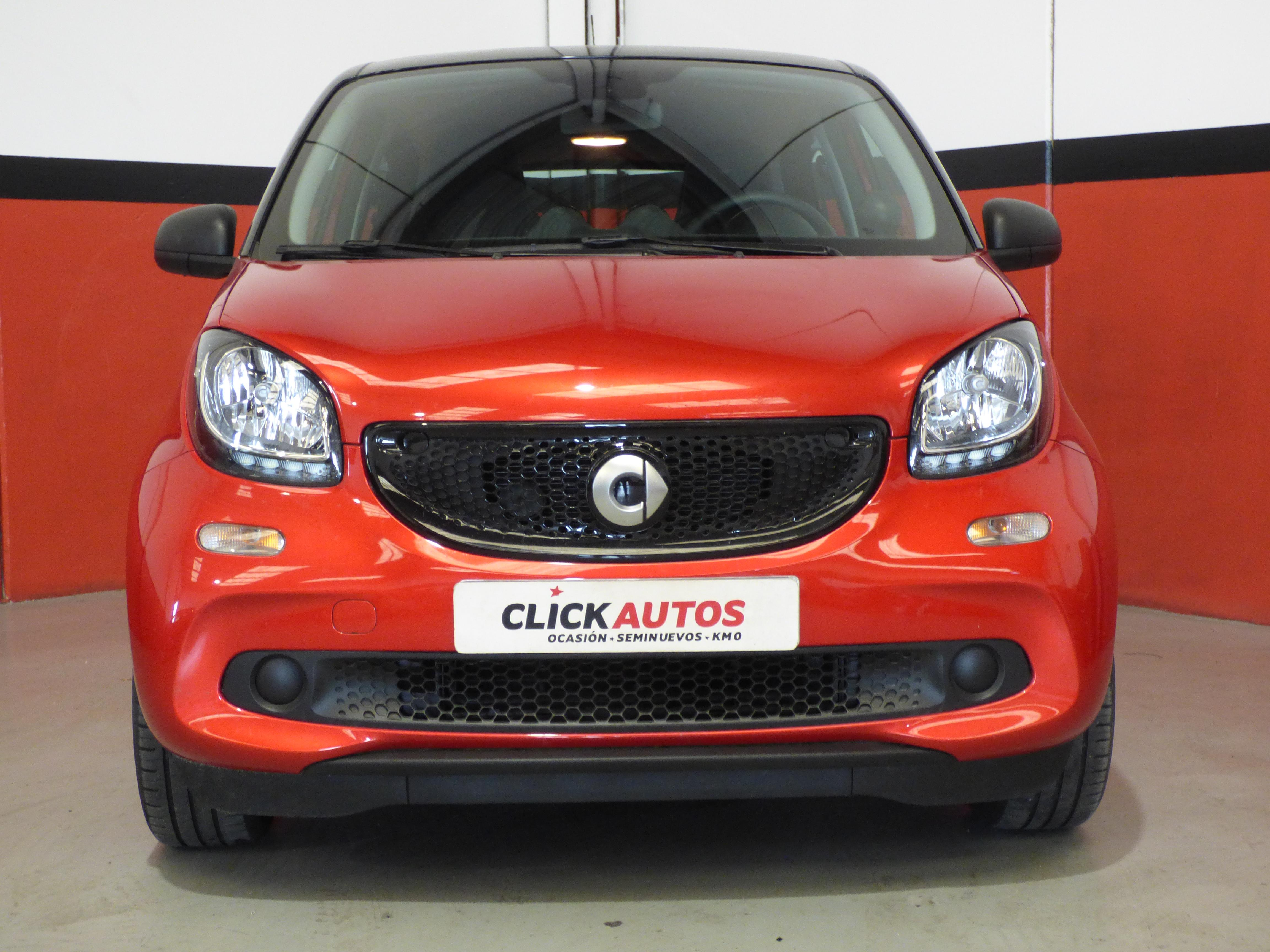 Forfour 0.9 Turbo 90CV Automatico Passion 18