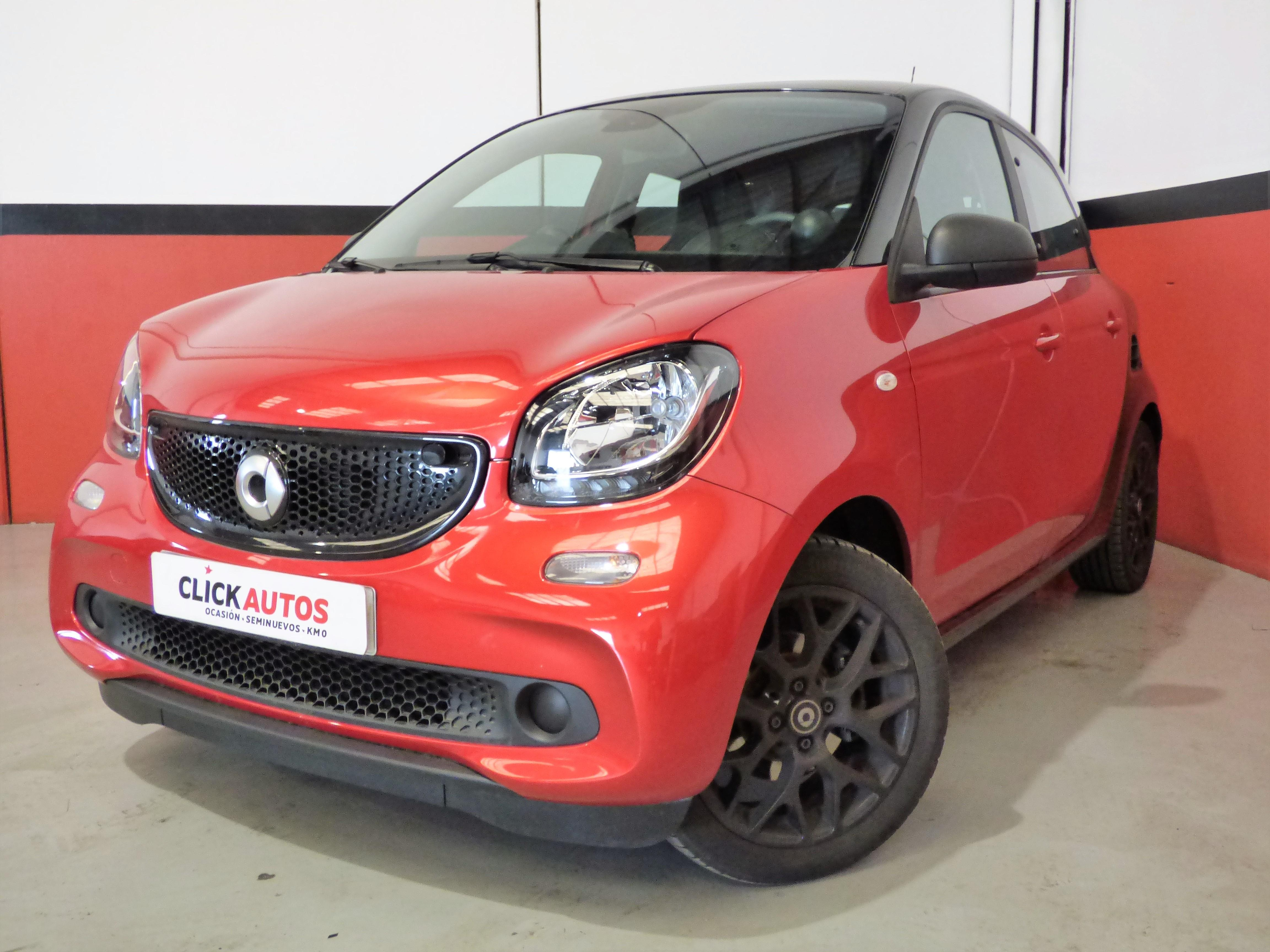 Forfour 0.9 Turbo 90CV Automatico Passion 0