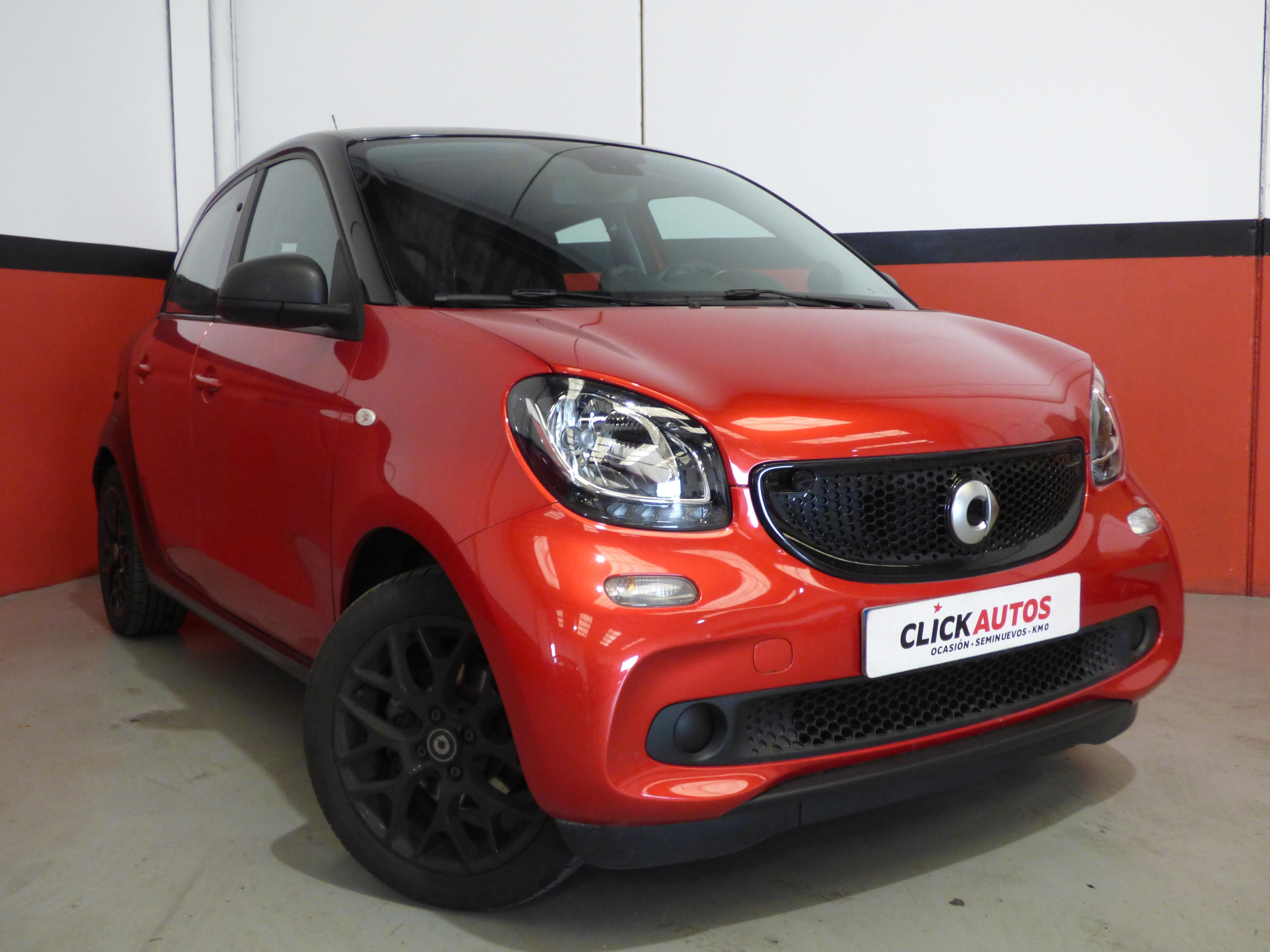 Forfour 0.9 Turbo 90CV Automatico Passion 19