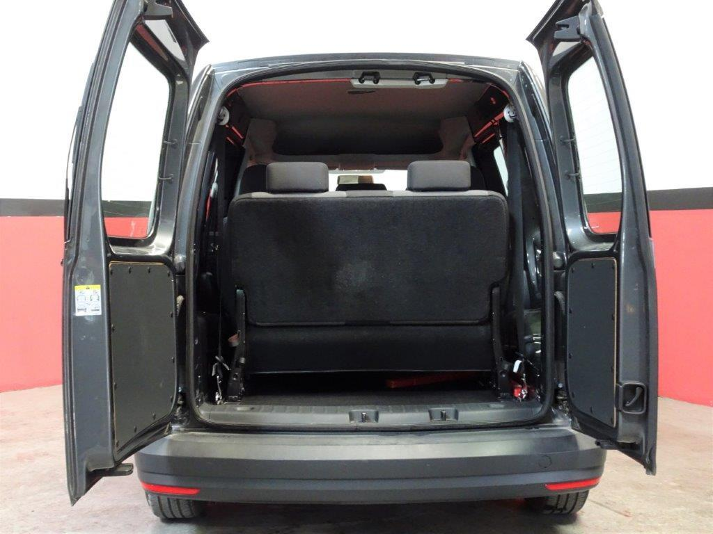Caddy 5+2 2.0 TDI 102CV Business 9