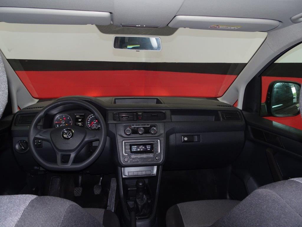 Caddy 5+2 2.0 TDI 102CV Business 5
