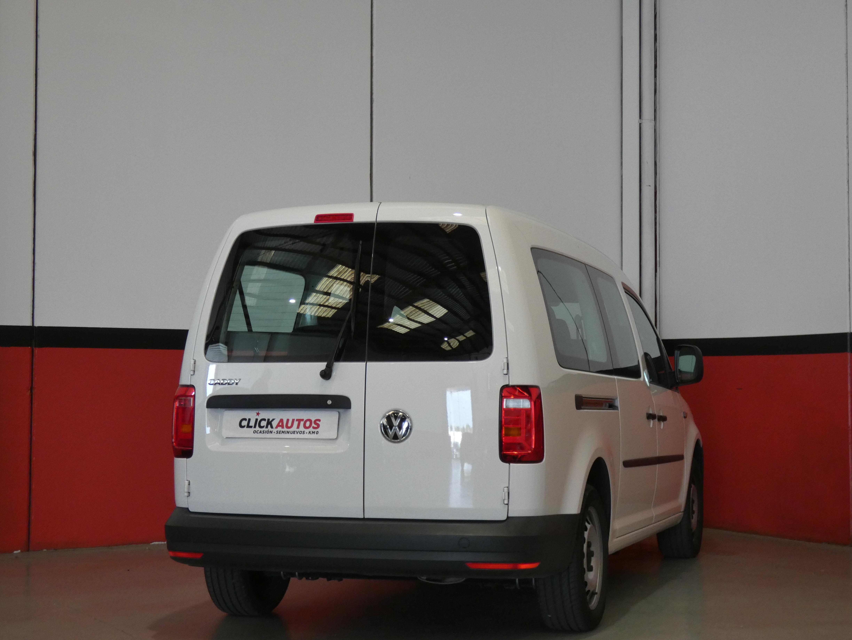 Caddy Maxi 7 Plazas 2.0 TDI 102CV DSG auto 4