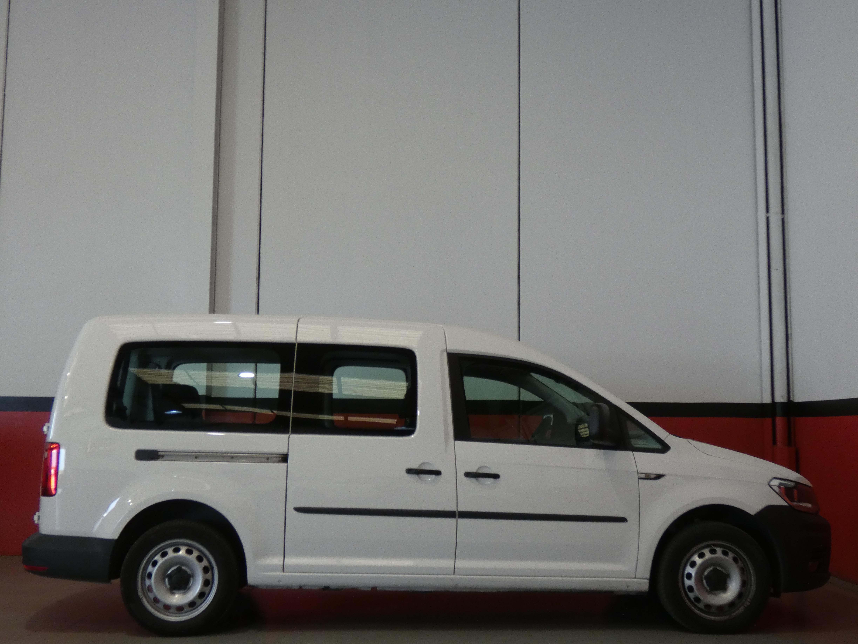 Caddy Maxi 7 Plazas 2.0 TDI 102CV DSG auto 3