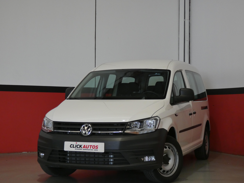 Caddy Maxi 7 Plazas 2.0 TDI 102CV DSG auto 0