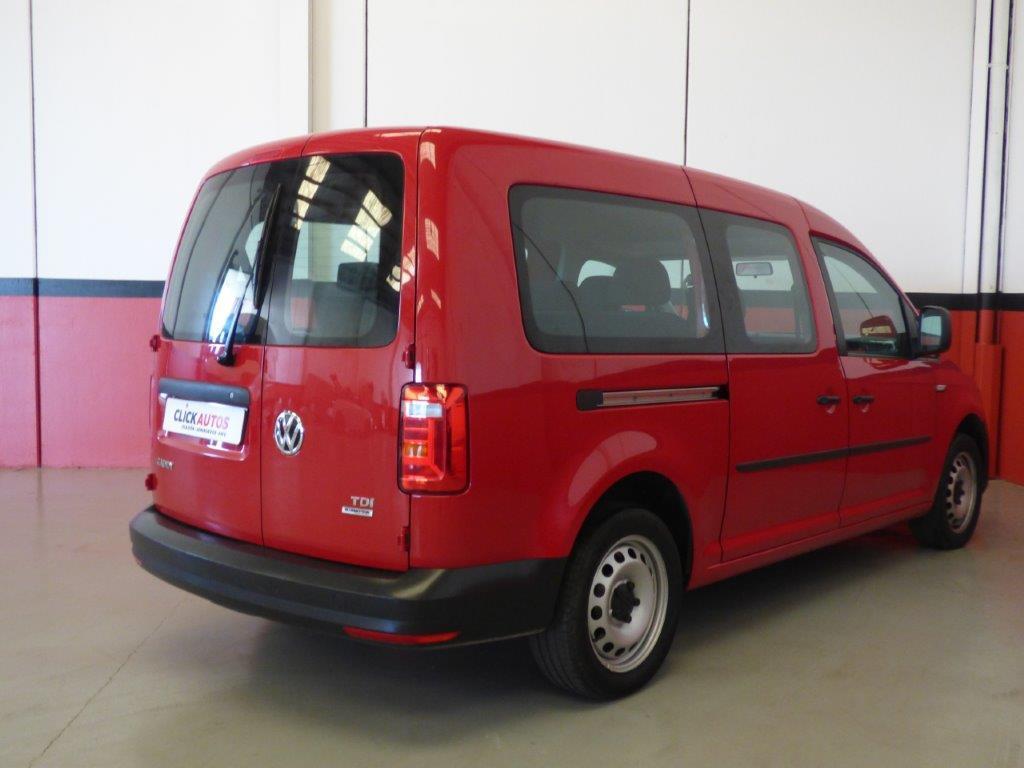 Caddy Maxi 7 Plazas 2.0 TDI 102CV Kombi pro 1