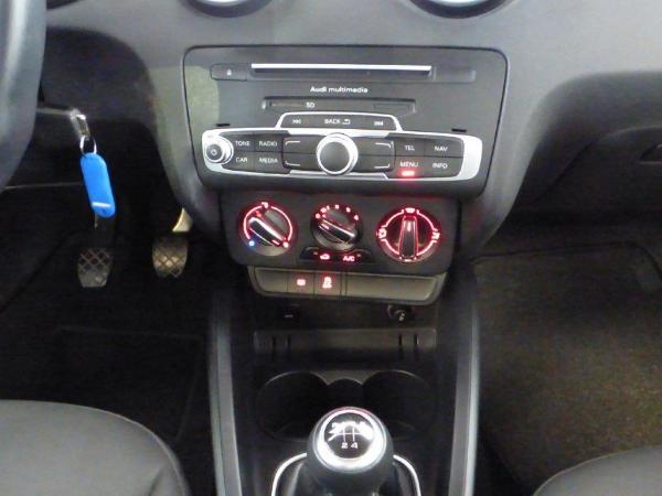 A1 Sportback 1.0 TFSI 95CV Adrenalin ultra S-line 9