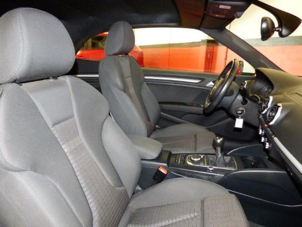 A3 Cabrio 1.6 TDI 110CV Ambition 17